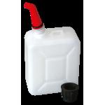 Depósito de mezclas de 1 litro