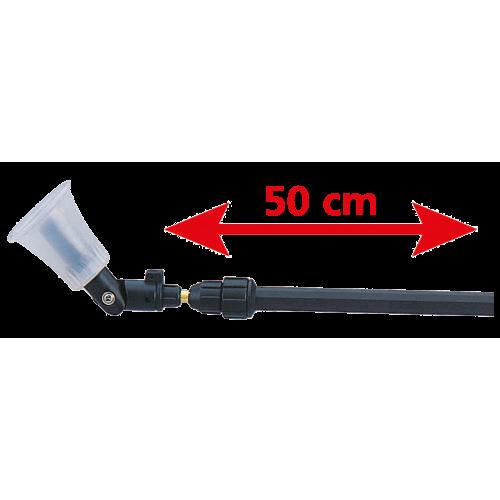 Varilla telescópica aprox. 25 - 50 cm