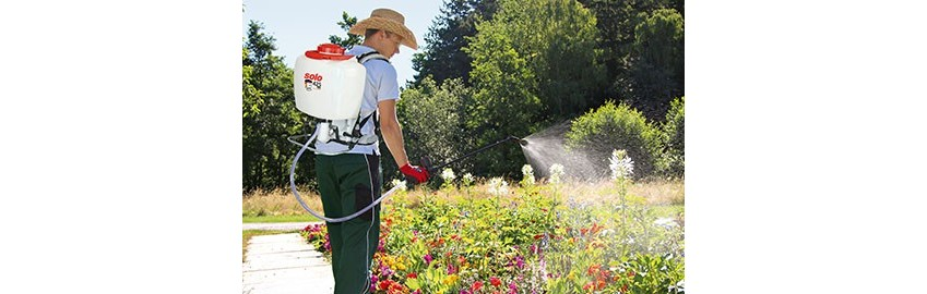 SOLO PRO Backpack Sprayer